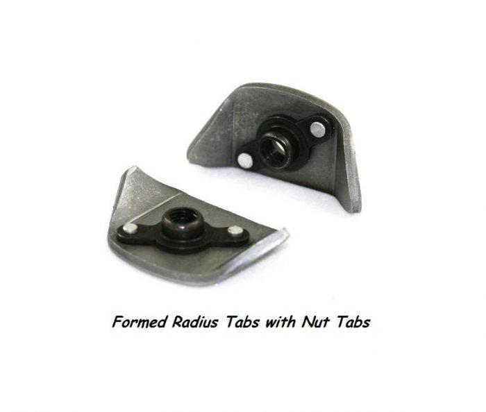 Formed Tabs