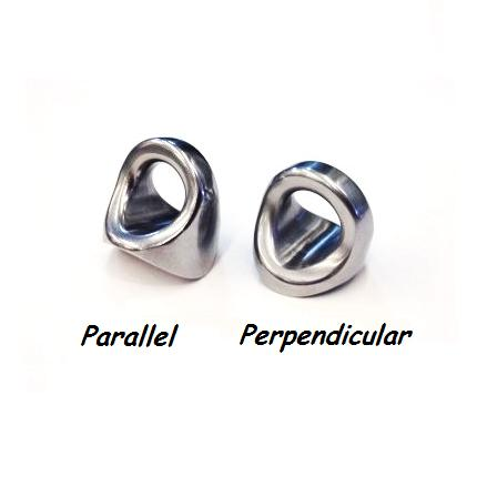 Billet Weld On Eyelets (4 pack)